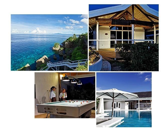 Kawayan Holiday Resort Siquijor San Juan